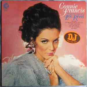 Connie Francis - Connie Francis Sings The Songs Of Les Reed