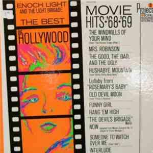 Enoch Light And The Light Brigade - The Best Of Hollywood - Movie Hits '68-'69