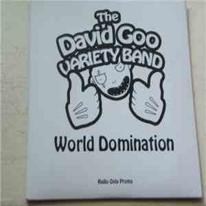 The David Goo Variety Band - World Domination