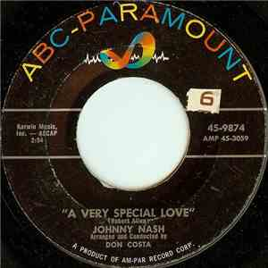 Johnny Nash - A Very Special Love