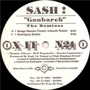 Sash! - Ganbareh (The Remixes)