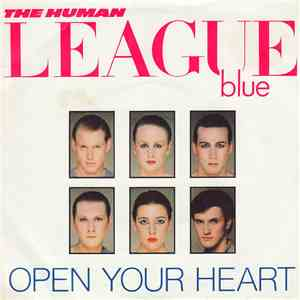 The Human League - Open Your Heart