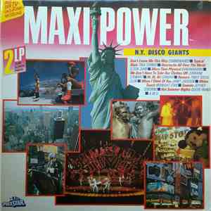 Various - Maxi Power - N.Y. Disco Giants mp3 download