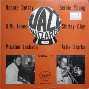 Various - The Jazz Wizards Volume 1