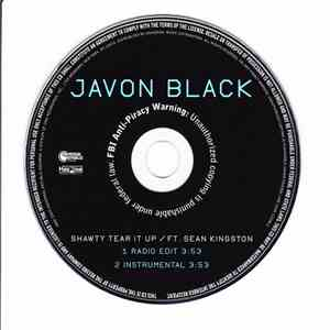 Javon Black Featuring Sean Kingston - Shawty Tear It Up