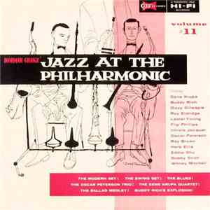 Jazz At The Philharmonic - Norman Granz' Jazz At The Philharmonic Volume #11