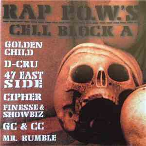 Various - RAP P.O.W.'S - Cell Block A mp3 download