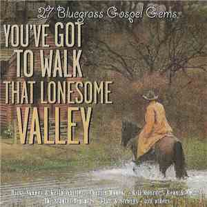 Various - You've Got To Walk That Lonesome Valley - 27 Bluegrass Gospel Gems