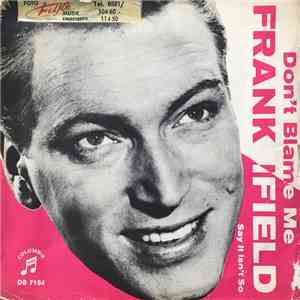 Frank Ifield - Don't Blame Me