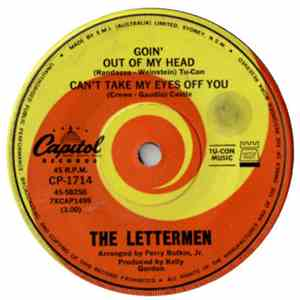 The Lettermen - Goin' Out Of My Head / Can't Take My Eyes Off You