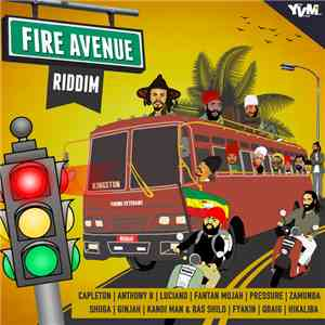 Various - Fire Avenue Riddim