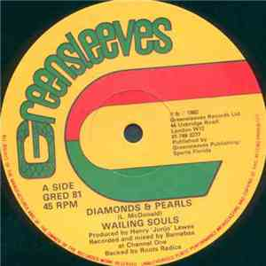 Wailing Souls / Papa Tullo - Diamonds & Pearls / Sister Pearl mp3 download