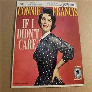 Connie Francis - If I Didn't Care