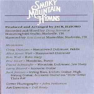 Various - Smoky Mountain Hymns