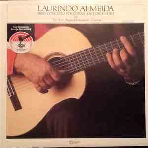 Laurindo Almeida - First Concerto For Guitar & Orchestra mp3 download