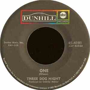 Three Dog Night - One / Chest Fever