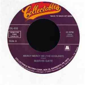 Marvin Gaye - Mercy Mercy Me (The Ecology)