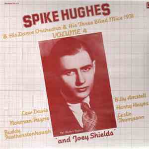 Spike Hughes - Volume 4