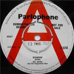 Rey Anton & The Peppermint Men - Wishbone