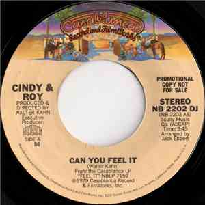 Cindy & Roy - Can You Feel It mp3 download