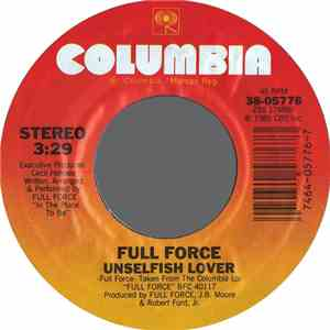 Full Force - Unselfish Lover mp3 download