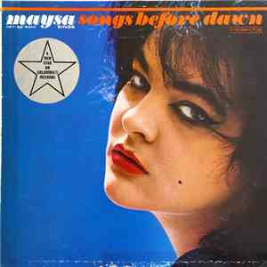 Maysa Matarazzo - Songs Before Dawn