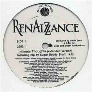 Renaizzance Featuring Rap By Sugar Daddy Shaft - Intimate Thoughts