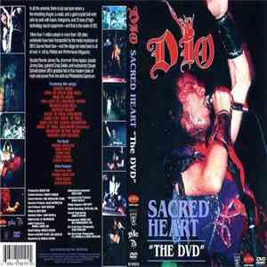 "Dio  - Sacred Heart ""The DVD"""