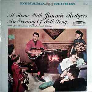 Jimmie Rodgers  - At Home With Jimmie Rodgers - An Evening Of Folk Songs