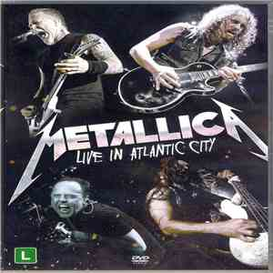 Metallica - Live In Atlantic City