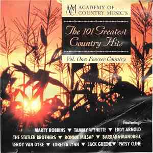 Various - Academy Of Country Music's The 101 Greatest Hits - Vol. One: Forever Country