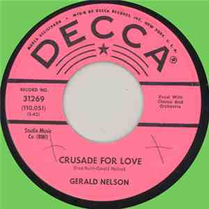 Gerald Nelson - Crusade for love