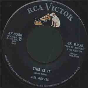 Jim Reeves - This Is It