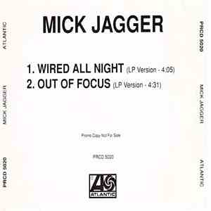 Mick Jagger - Wired All Night