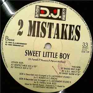 2 Mistakes - Sweet Little Boy mp3 download
