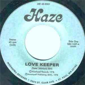 Haze  - Love Keeper / I Need Somebody mp3 download