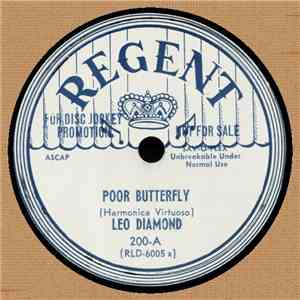 Leo Diamond - Poor Butterfly / I'll Always Be In Love With You