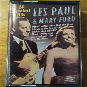 Les Paul & Mary Ford - 24 Greatest Hits