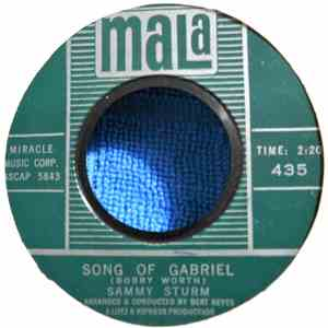 Sammy Sturm - When Love Is True / Song Of Gabriel