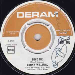 Danny Williams - Love Me mp3 download