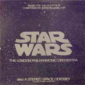 The London Philharmonic Orchestra - Star Wars/Stereo Space Odyssey mp3 download
